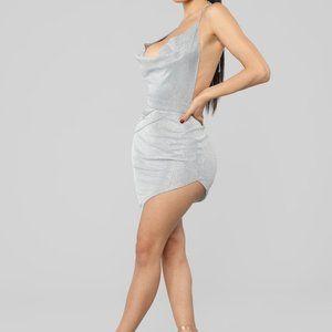 Twinkle In Her Eye Mini Dress